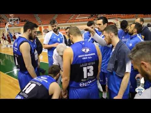 Η παρακάμερα του αγώνα ΑΕ Λάρισας-ΑΣ Καρδίτσας για την Α2 ανδρών