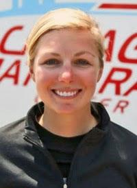 Stephanie Roble sailing St Thomas Regatta