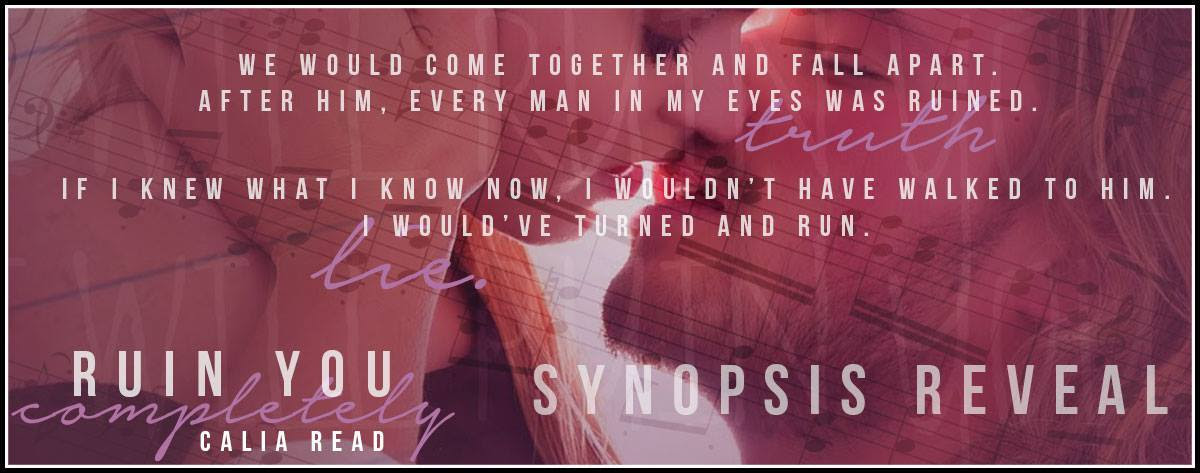 Ruin you Completely Banner