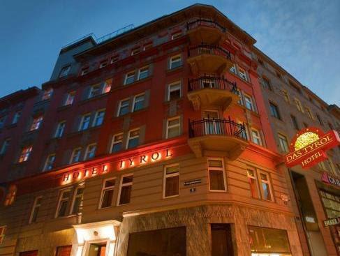 Boutiquehotel Das Tyrol Reviews