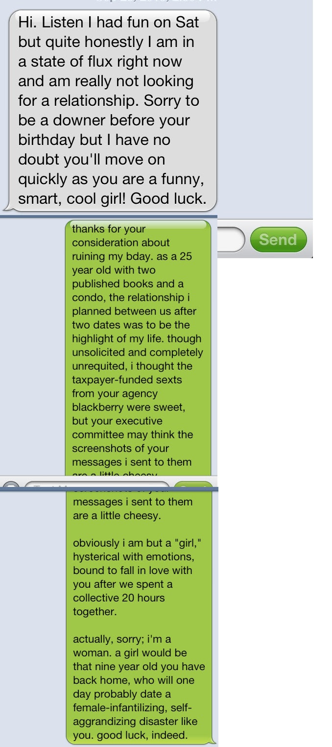 To send text him naughty to messages 10 Dirty