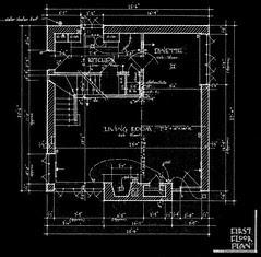 Deffaa Residence -- first floor plan
