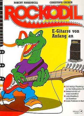 Erfahrungsbericht mit Rockodil E-Gitarrenschule für Kinder