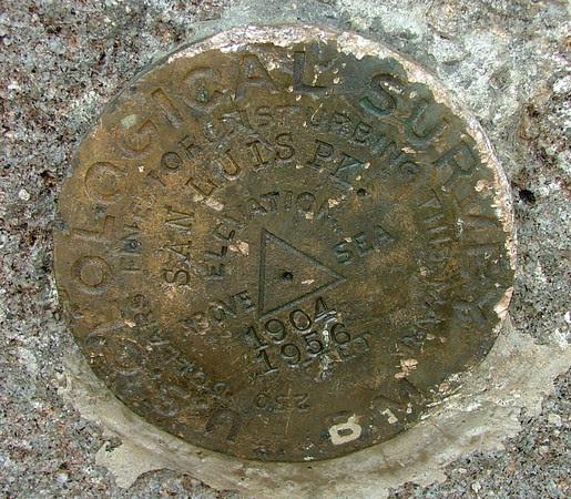 San Luis Bench Mark