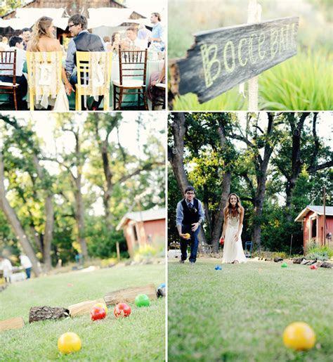 Yard Games For Weddings