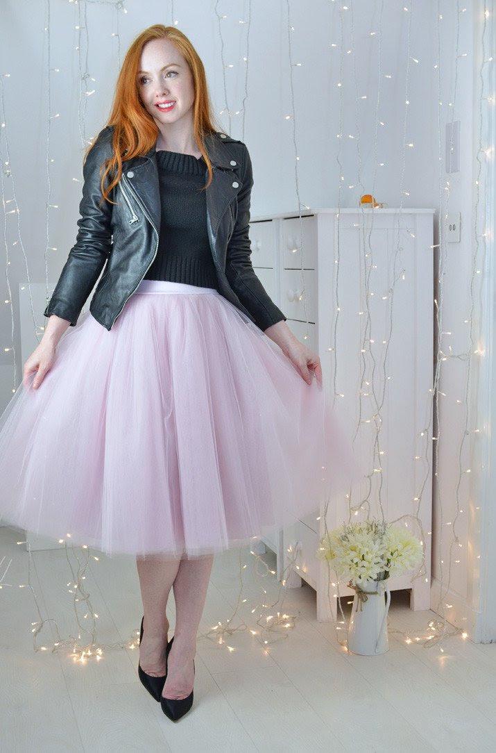 tulle skirt 4 ways how to wear a tulle ballerina skirt