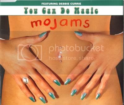 Mojams featuring Debbie Currie - you can do magic