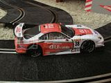 1/32 scale Toyota Supra JGTC car by Scalextric - Subcompact Culture