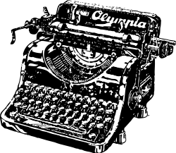 johnny_automatic_typewriter