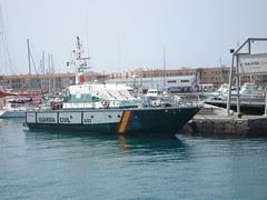 Patrullera Guardia Civil Fuerteventura 2006