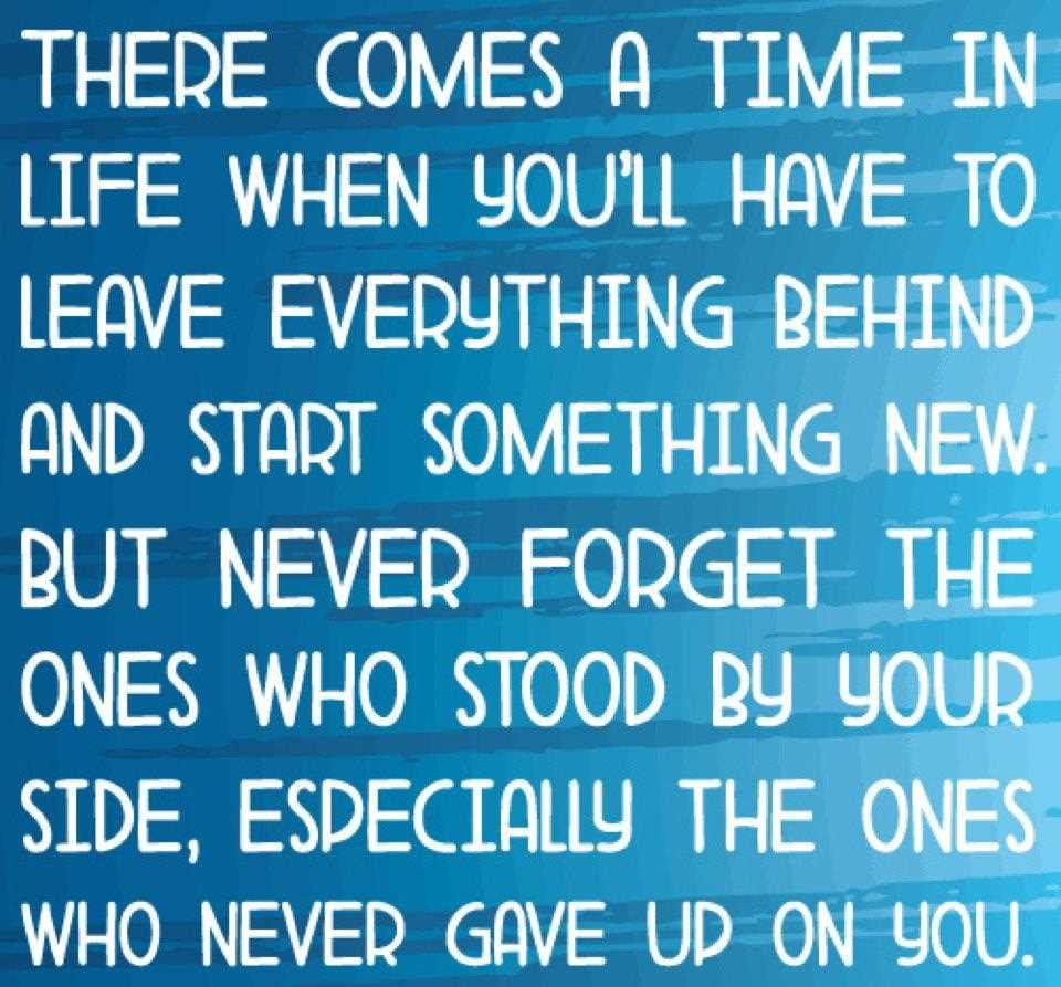 Quotes About Leaving The Past 59 Quotes