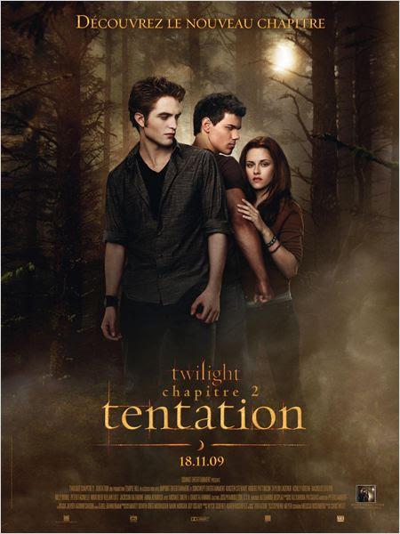 Twilight - Chapitre 2 : tentation : Affiche Chris Weitz