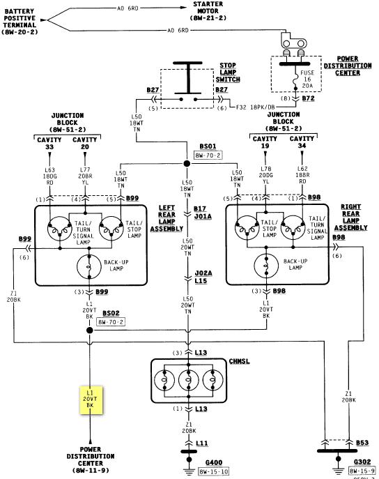 2001 Dodge Ram 1500 Wiring Diagram For Reverse Lights Full Hd Version Reverse Lights Wiring Kent Albertocaramella It