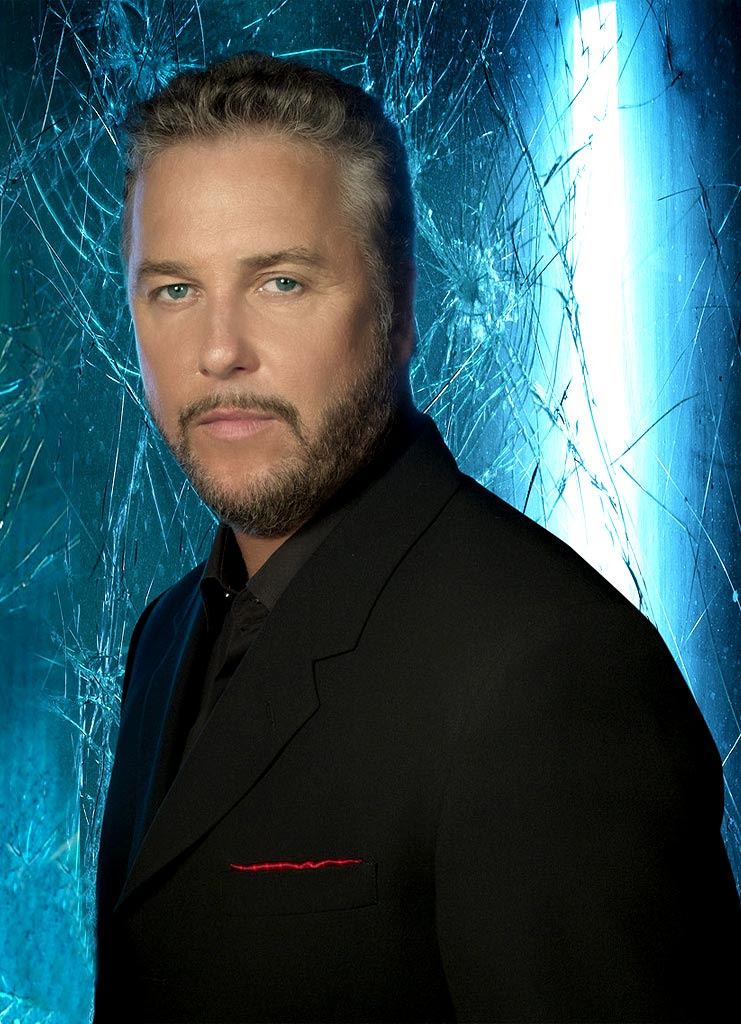 Grissom (William Petersen) de CSI Las Vegas