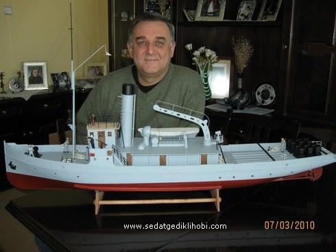 Gemi Modelciliği Ve Maket Yapımı