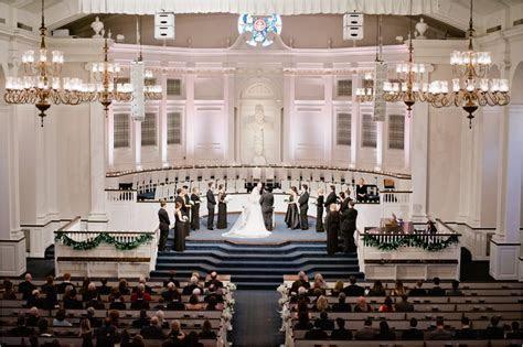 Natalie & William   Second Baptist Church Wedding