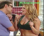 Rita Guedes sensual em vários trabalhos