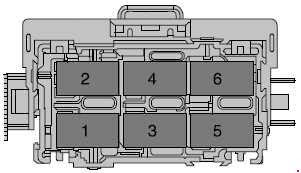 Ford F 150 2009 2014 Fuse Box Diagram Auto Genius