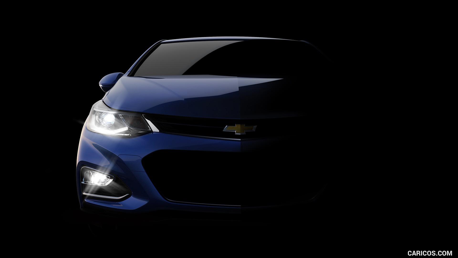 2016 Chevrolet Cruze  Headlight  HD Wallpaper 7