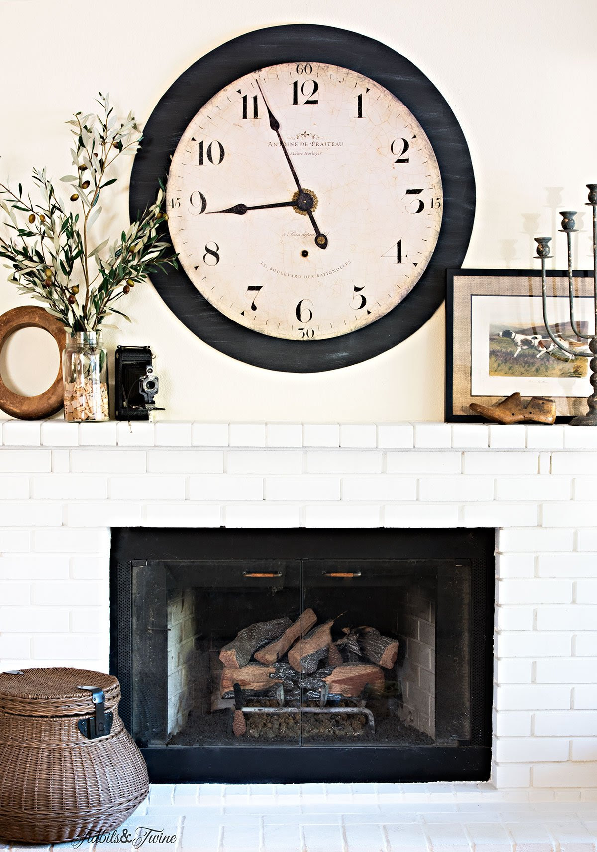 Tidbits&Twine-Family-Room-Clock-Fireplace-Makeover-2