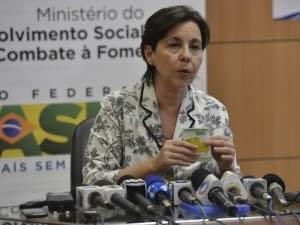 Ministra pede que população siga o calendário de saques do Bolsa Família