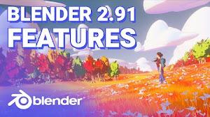 Rilasciato Blender 2.91