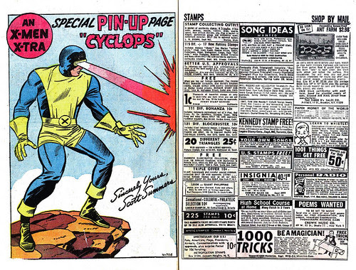 Cyclops hates these ads!