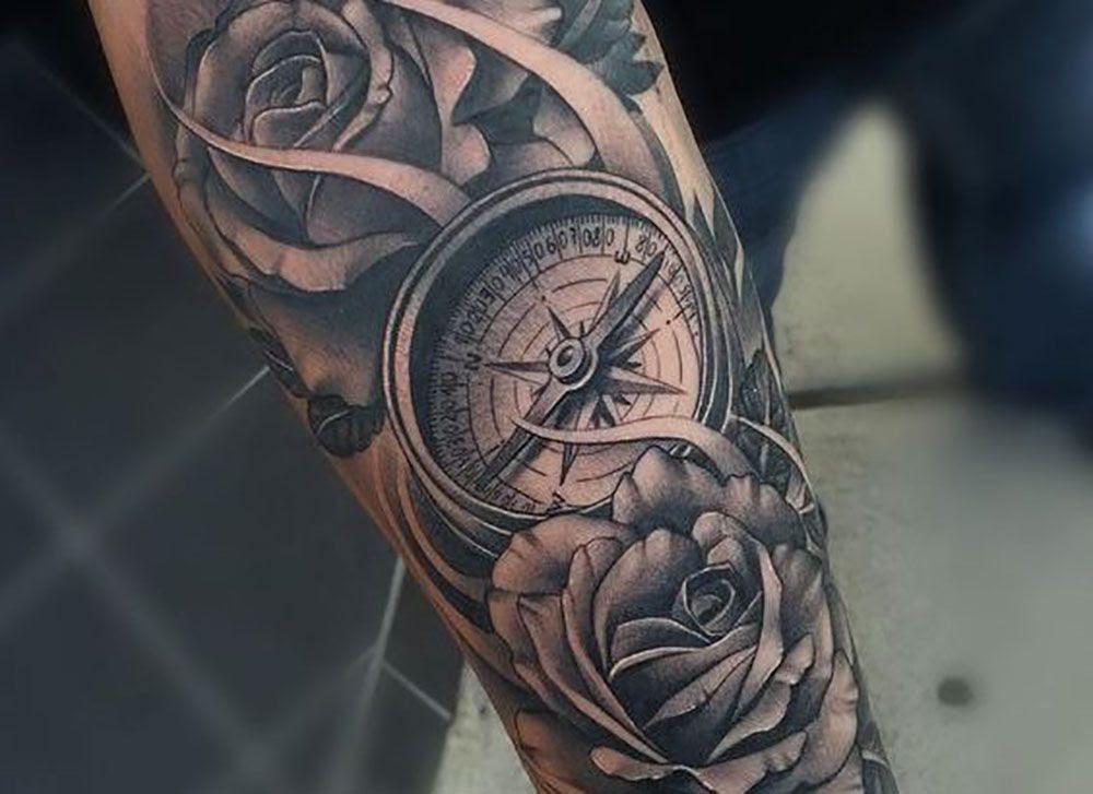 150 Mejores Tatuajes Para Hombres Y Su Significadotop 2018