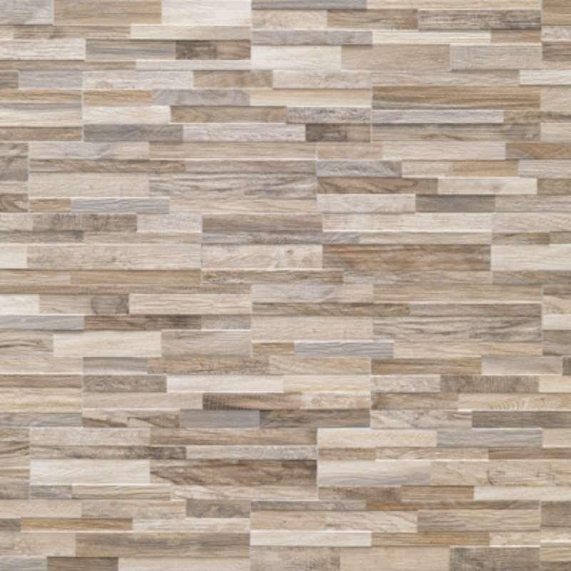 Wall Art 3d Wood Look Ledger Wall Tile Ceramica Rondine Bv Tile