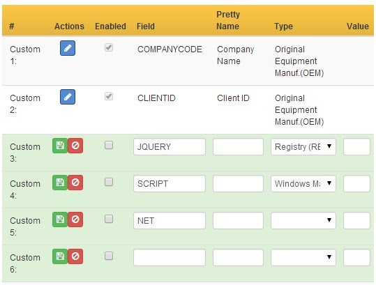 jQuery Editable Data Table with Custom Fields | Free jQuery Plugins