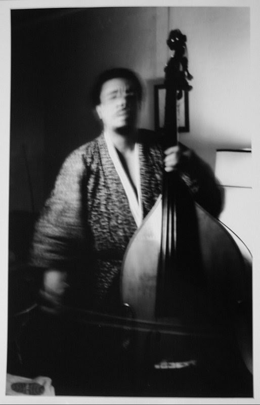 Charles Mingus by Lida Moser