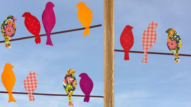 bastelvorlagen vögel zum ausdrucken  vogel vorlage zum