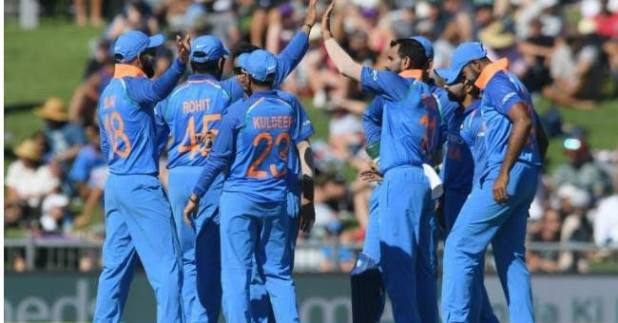 India in full swing wins the 2nd-ODI against New Zealand with 90 runs is a treat on Republic Day