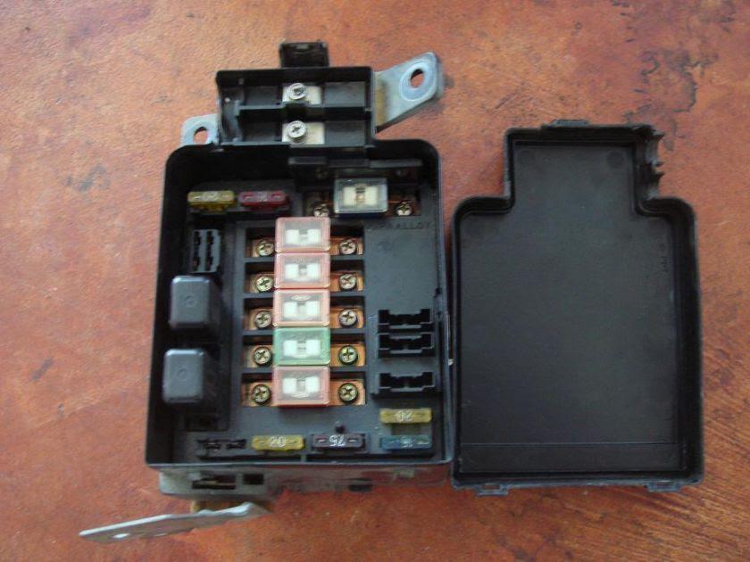 Acura Integra Fuse Box