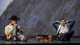 """Estreno mundial de la ópera """"Brokeback Mountain"""" en el Teatro Real de Madrid"""