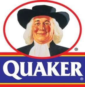 Resultado de imagem para aveia quaker logo