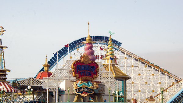 Disneyland Resort, Disney California Adventure, Paradise Pier