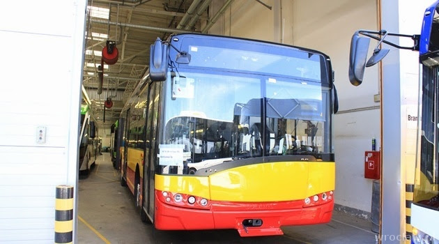 Od 1 marca 2015 roku (niedziela) zostaną wprowadzone zmiany w organizacji komunikacji autobusowej. Sprawdź trasy autobusów nr 101, 102, 103, 104