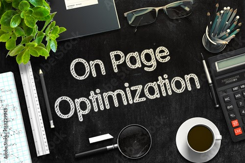 On Page SEO Increase Blog Traffic in English