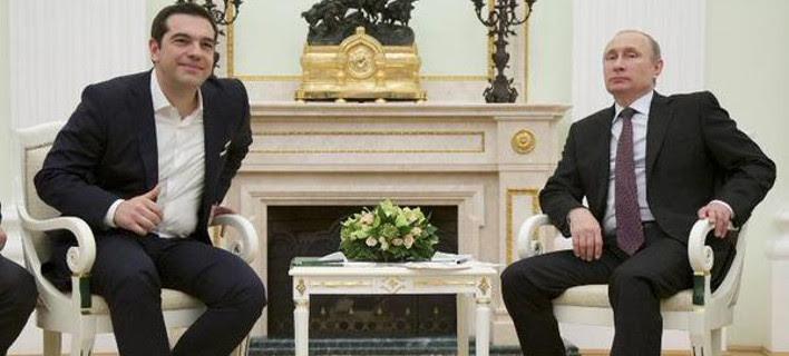 FT για την επίσκεψη Τσίπρα στη Μόσχα: Μία διπλωματική νίκη του Πούτιν, που δεν του κόστισε τίποτα