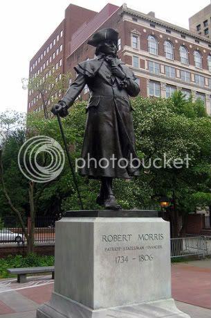 Patriot's statue