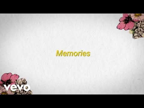 Maroon 5 - Memories (Remix) Lyrics