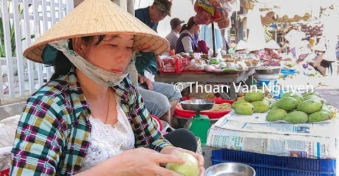Vietnam || Cai Be Rural Market || Tien Giang Province