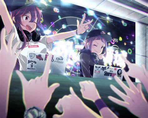 anime gamer girls computers