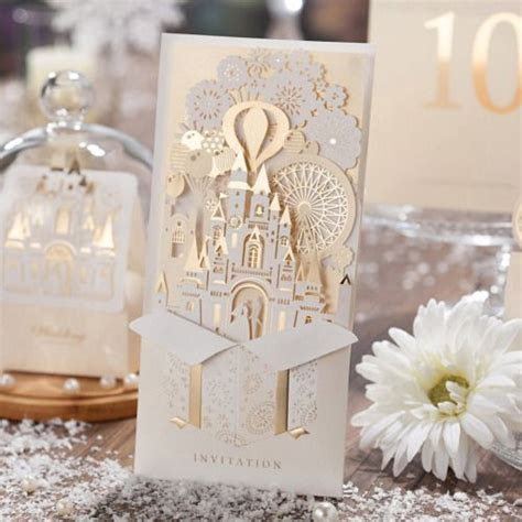 Disney Wedding Invitations..   Wedding   Pinterest
