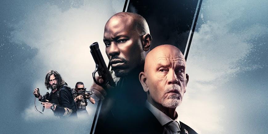 Rogue Hostage (2021) English Full Movie Watch Online
