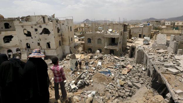 Resultado de imagen para Yemen war