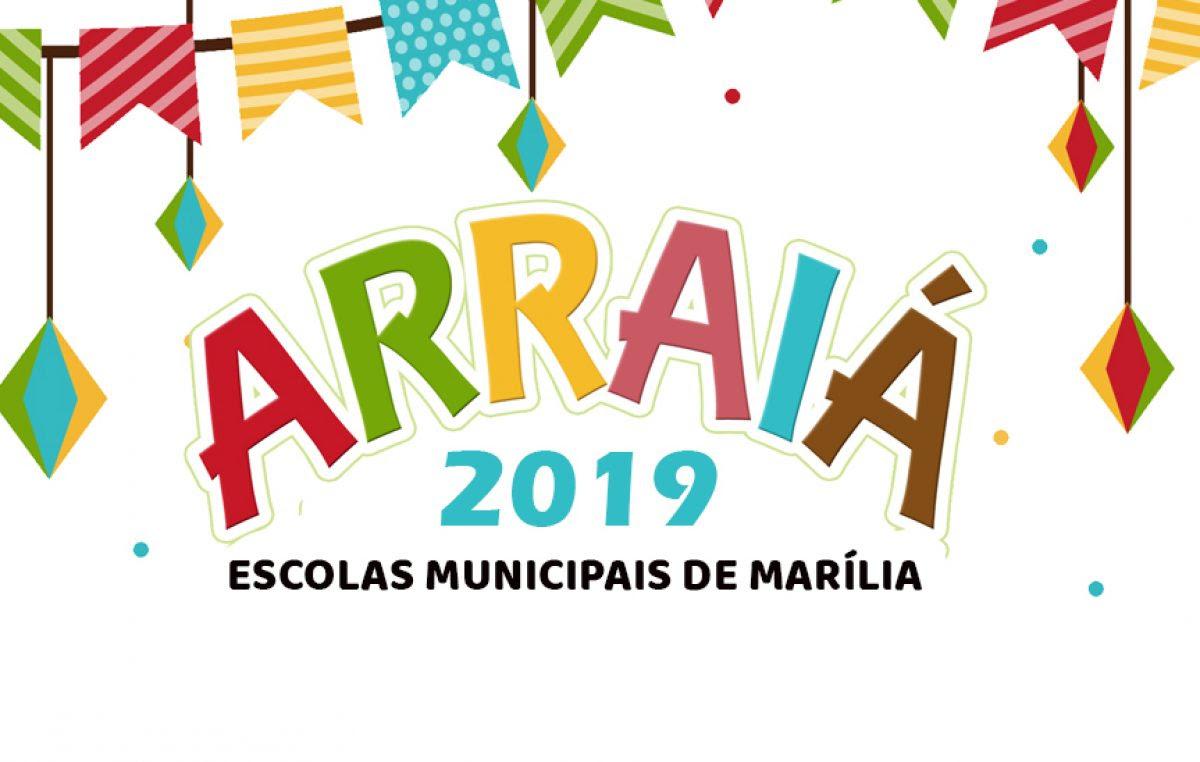"""Prefeitura divulga calendário das festas juninas  nas escolas; """"arraiá"""" começa neste sábado"""