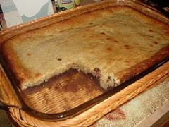 Peanut Butter Gooey Cake