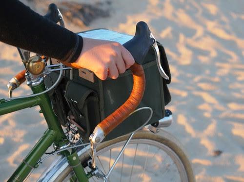 Sunset, Handlebar Bag